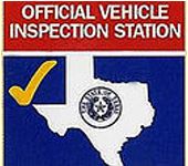 Texas Official Inspection Station